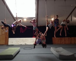 Trapeze fun